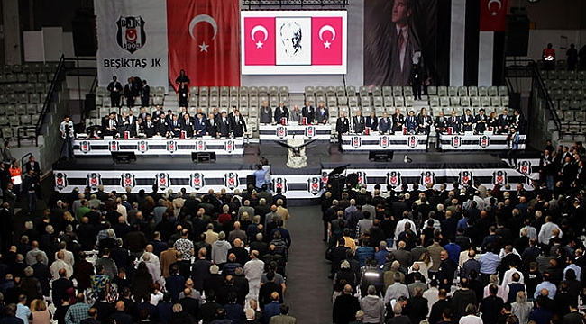 Beşiktaş seçimleri 20 Ekim'e ertelendi