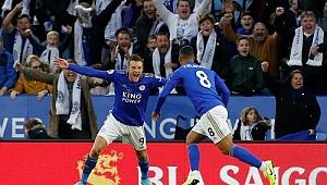 Çağlar'lı Leicester City Burnley engelini aştı