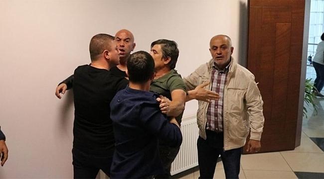 Denizlispor'da tatsız olay