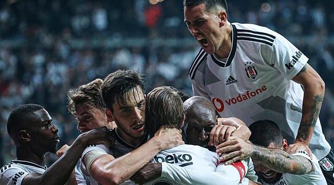 Derbide kazanan taraf Beşiktaş
