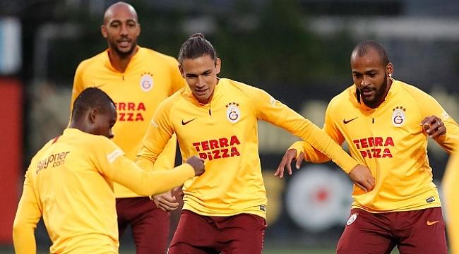 Falcao ve Lemina Sivasspor maçında oynamayacak