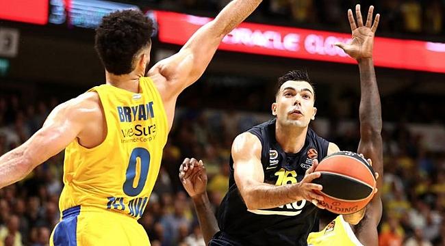 Fenerbahçe Beko'nun deplasman kabusu sürüyor