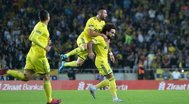 Fenerbahçe Tarsus'u yerlilerle yendi