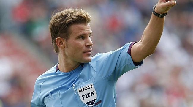 Fransa - Türkiye maçının hakemi Felix Brych