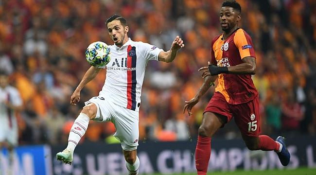 Galatasaray PSG'ye diş geçiremedi