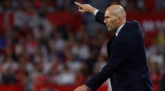 İspanyol basını: Zidane maç sayısını çevirdi