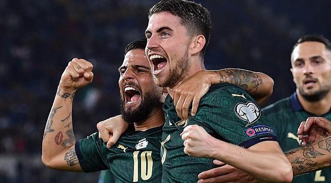 İtalya finalleri garantiledi