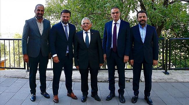 Kayserispor'da Bülent Uygun dönemi