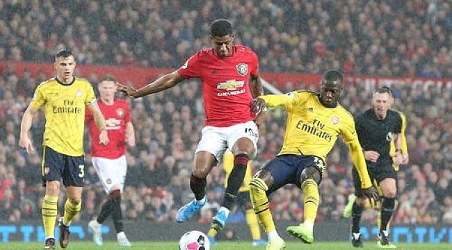 Manchester United ile Arsenal yenişemedi