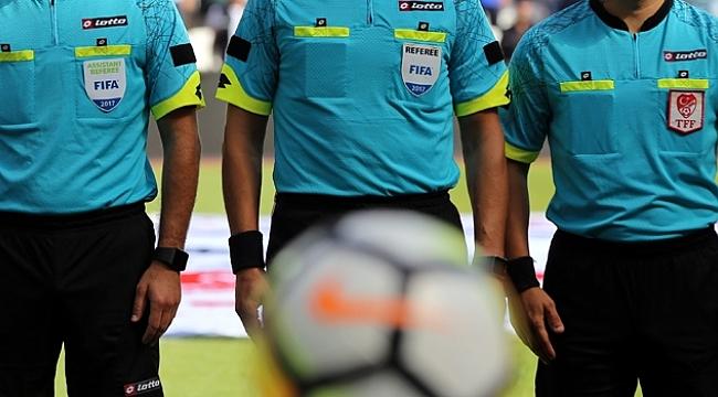 Süper Lig'de 7. Hafta'nın hakemleri açıklandı
