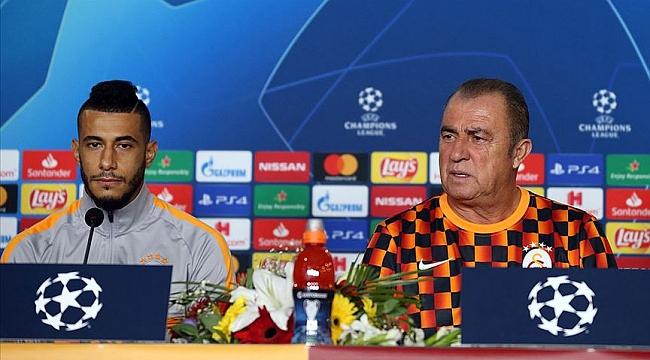 Terim: Bunun avantaj olduğuna Galatasaraylılar kanmasın
