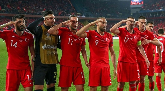 UEFA'dan skandal açıklama