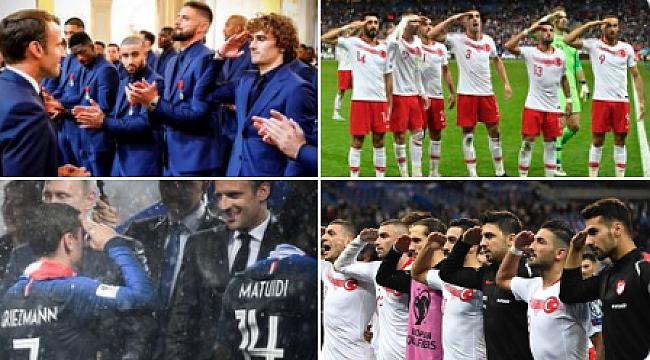 UEFA'dan 'Asker Selamı' soruşturması