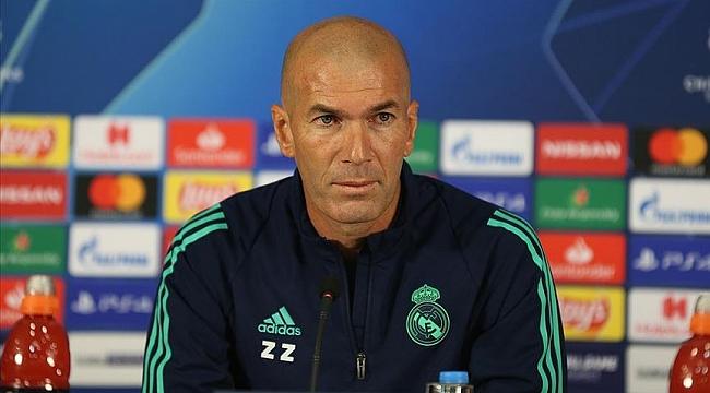 Zidane: Kazanmak istiyoruz