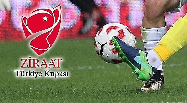 Ziraat Türkiye Kupası 4. Turu'na 13 maçla devam edildi