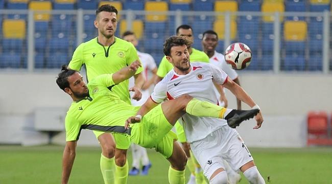 Ziraat Türkiye Kupası'nda bir büyük sürpriz daha