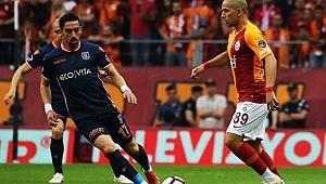 12. Hafta Galatasaray - Başakşehir maçıyla açılıyor