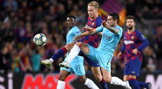 Barcelona şaşırttı