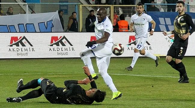 BB Erzurumspor'un yükselişi sürüyor