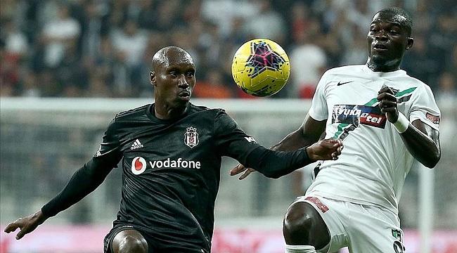 Beşiktaş Denizlispor'u tek golle yendi
