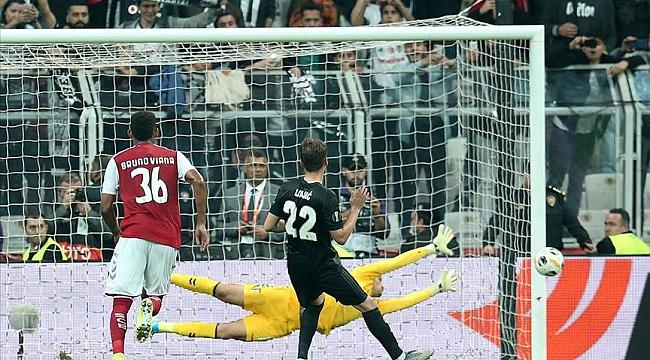 Braga-Beşiktaş maçını yönetecek hakem belli oldu