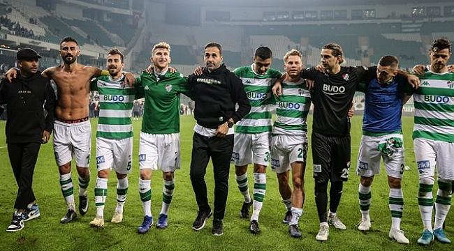 Bursaspor Keçiörengücü'nü 1-0 mağlup etti