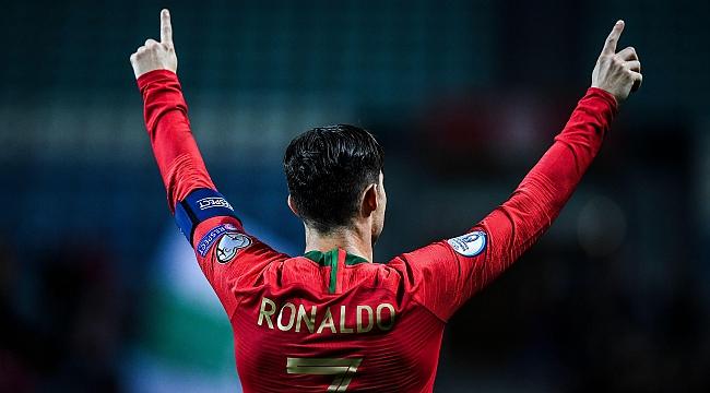 Cristiano Ronaldo yeni bir rekora göz dikti