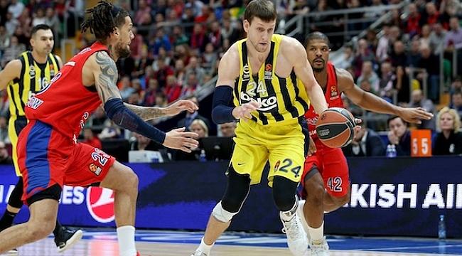 CSKA Moskova - Fenerbahçe Beko maçı ne zaman saat kaçta hangi kanalda ?
