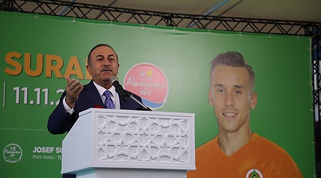 Dışişleri Bakanı Çavuşoğlu: Josef Sural'ı unutturmayacağız