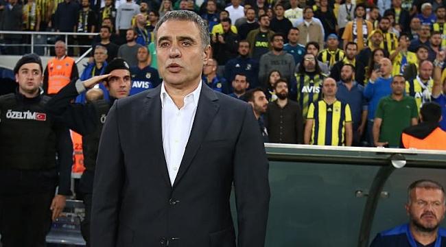 Ersun Yanal: Oyunun hakimi değilsek bu kabul edilebilir değil