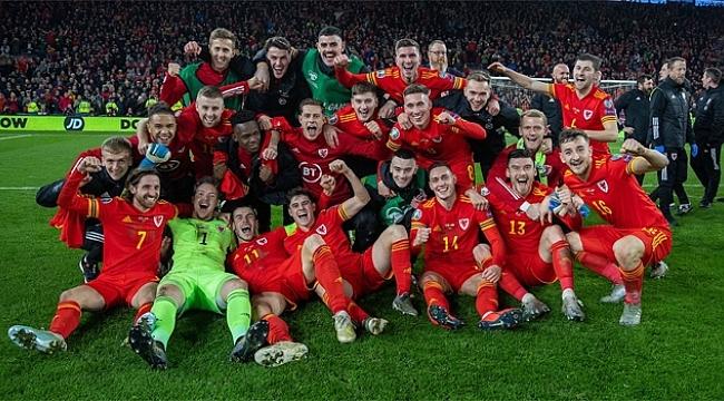 EURO 2020'ye katılan 20. takım Galler