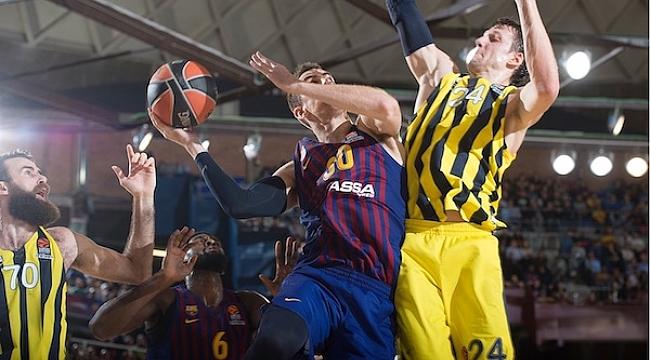 Fenerbahçe Beko Barcelona deplasmanında