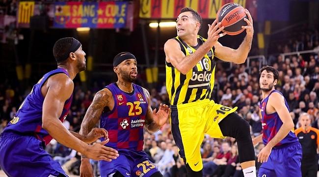 Fenerbahçe Beko Barcelona'ya mağlup