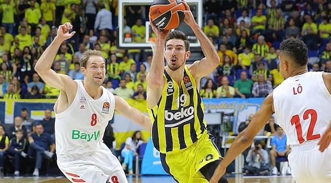 Fenerbahçe Beko Bayern'i son çeyrekte devirdi