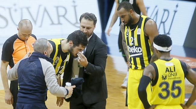 Fenerbahçe Beko'da Kalinic şoku