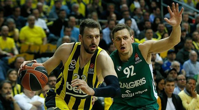 Fenerbahçe Beko Zalgiris karşısına mutlak galibiyet için çıkıyor