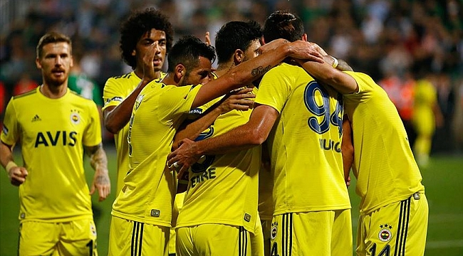 Fenerbahçe Yeni Malatyaspor deplasmanında