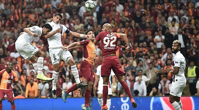 Galatasaray Real Madrid hazırlıklarına başladı