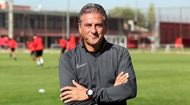 Gençlerbirliği Teknik Direktörü Hamza Hamzaoğlu takımından umutlu