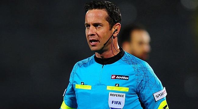 Halis Özkahya'ya EURO 2020 Elemeleri'nde görev