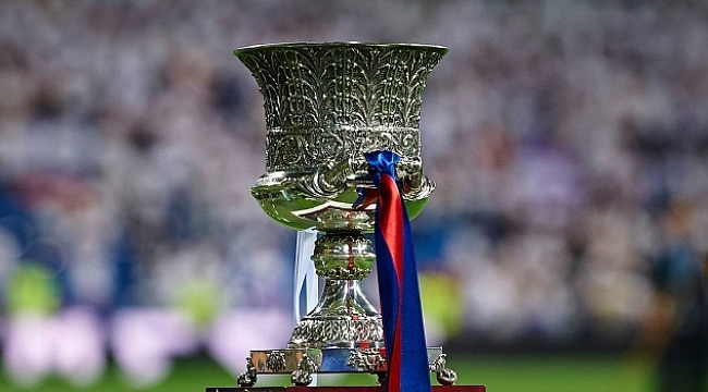 İspanya Süper Kupası'nda sürpriz gelişme