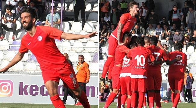 Keçiörengücü Adanaspor'u mağlup etti