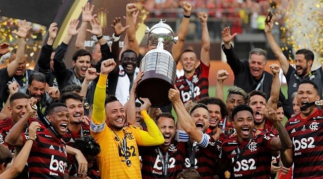 Libertadores Kupası Flamengo'nun