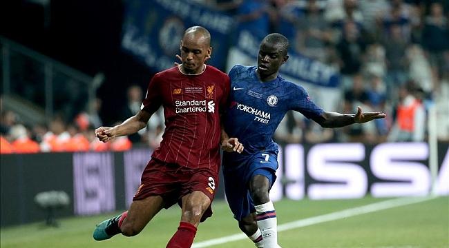 Liverpool'da Fabinho en az 4 hafta yok