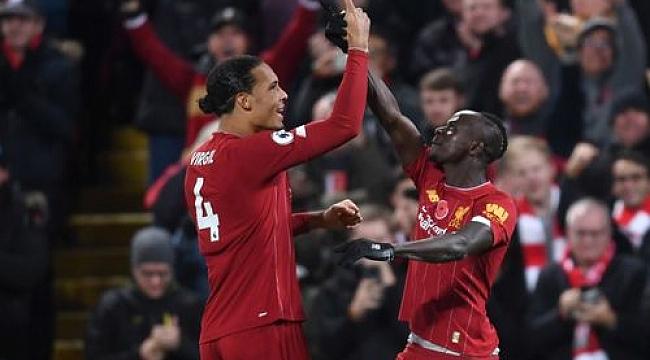 Liverpool Manchester City'yi de devirdi