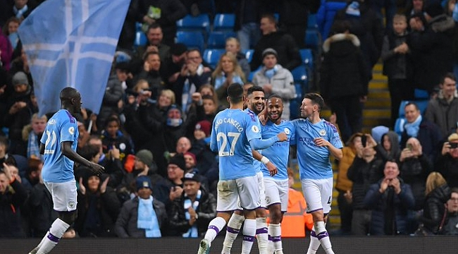 Manchester City Chelsea'yi 2-1 mağlup etti