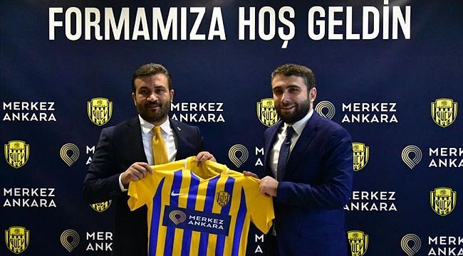 Merkez Ankara'dan MKE Ankaragücü'ne sponsorluk desteği