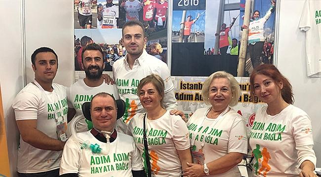 Mert Günok'tan ALS hastalarına moral ziyareti