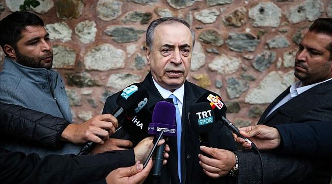 Mustafa Cengiz: Falcao, Trabzonspor maçına inşallah yetişir