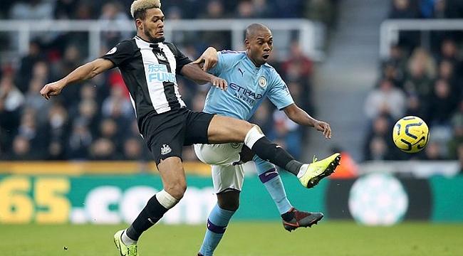 Newcastle United'tan Manchester City'e geçit yok